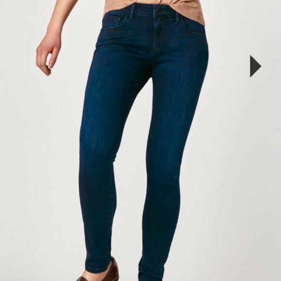 Mavi Denim - Mavi Alexa Mid Rise Skinny Jeans